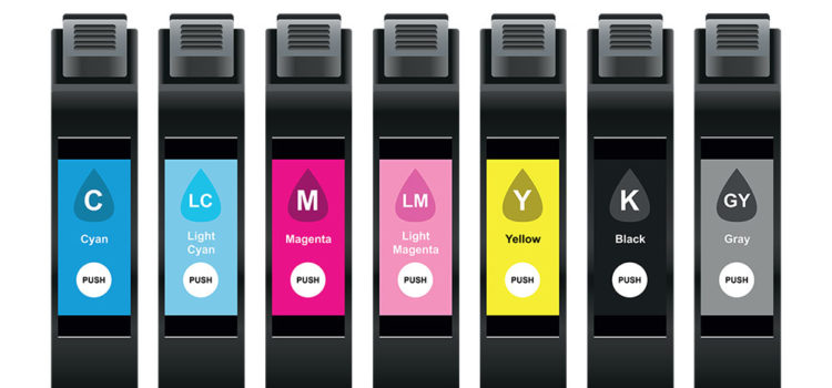 ink and toner questions