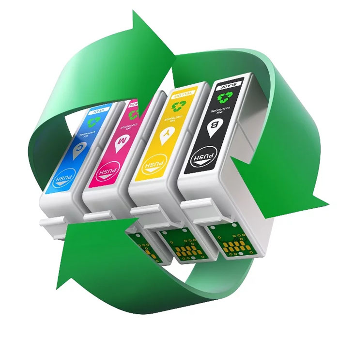 cartridge recycling - Recycling Program