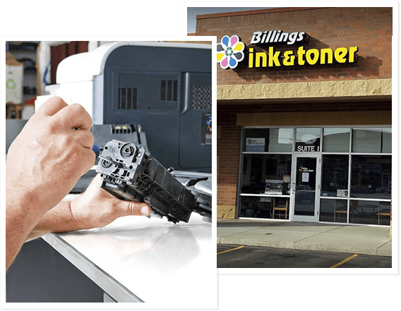 toner refill billings